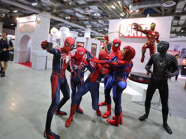 Singapore Comic Con