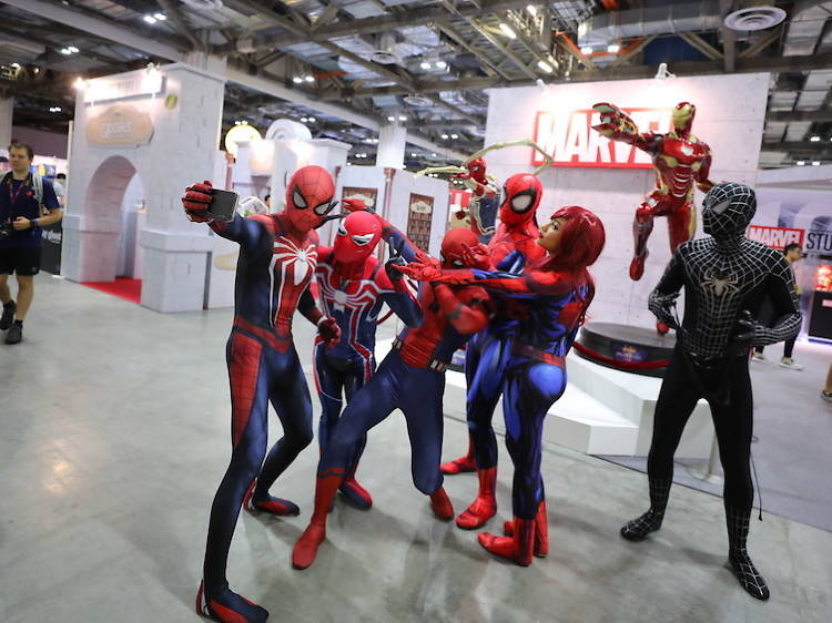 Contest: Win attractive goodies and tickets to Singapore Comic Con