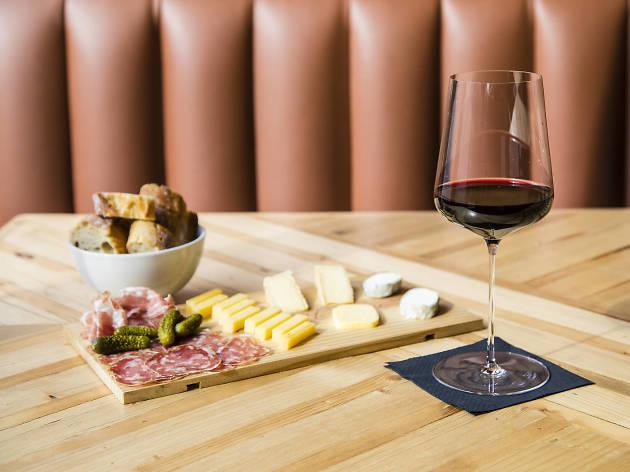 Cocina francesa con vino