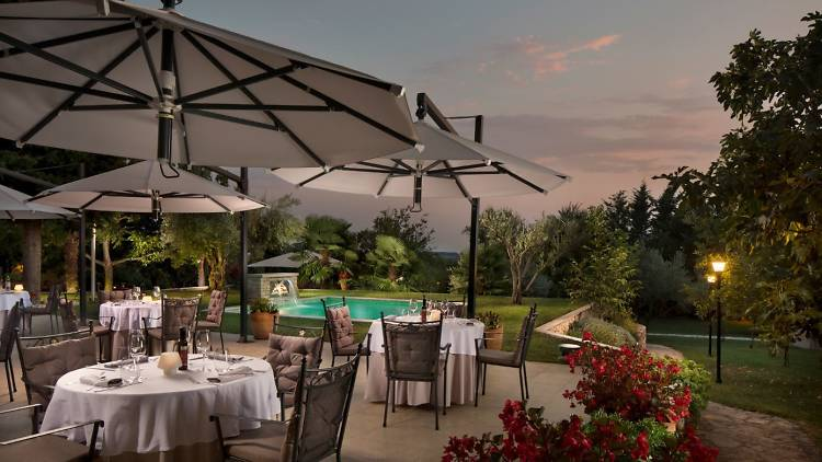 San Rocco Restaurant in Brtonigla