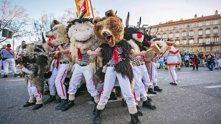 Bellman at the Carnival