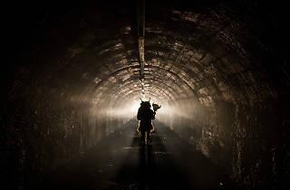 Bellman in the Underground Tunnel