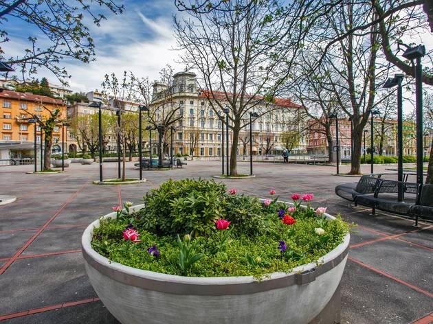 Tito's Square