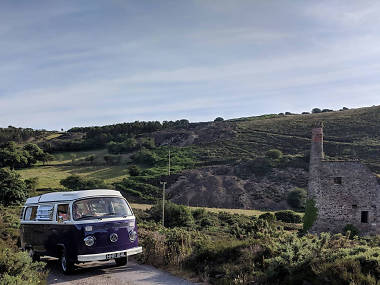 This website is basically Airbnb for campervans