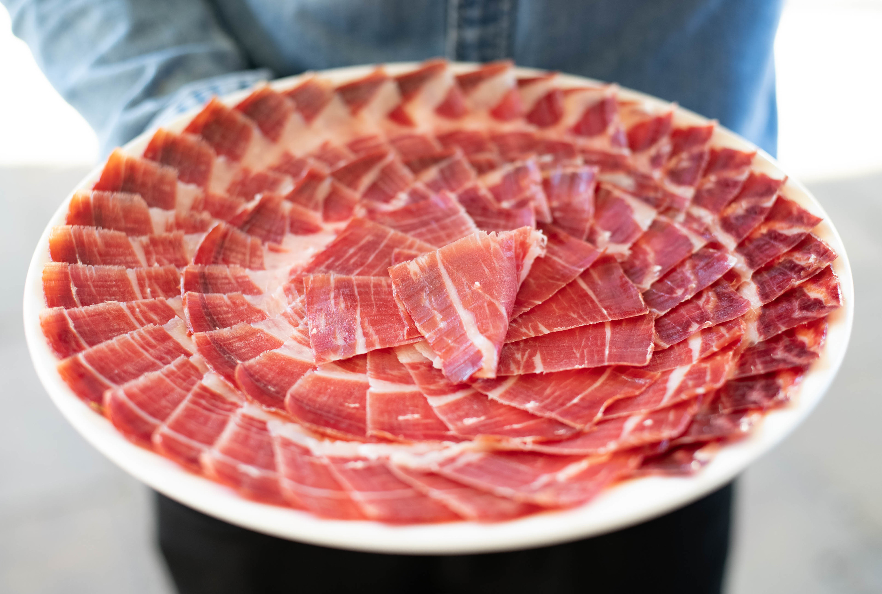 Brindisa Ham Carving Competition