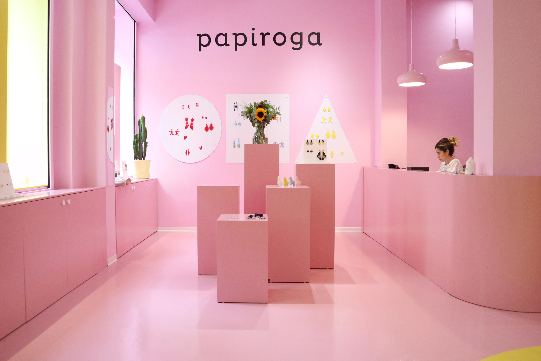 Papiroga House