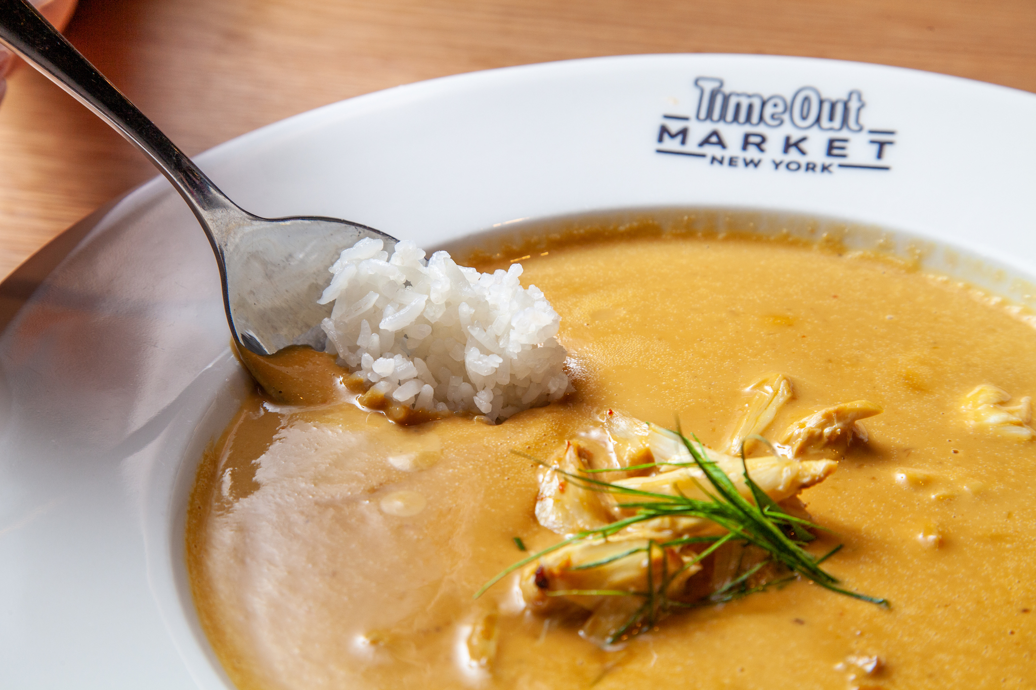 Food Envy: Fish Cheeks' Crab Curry