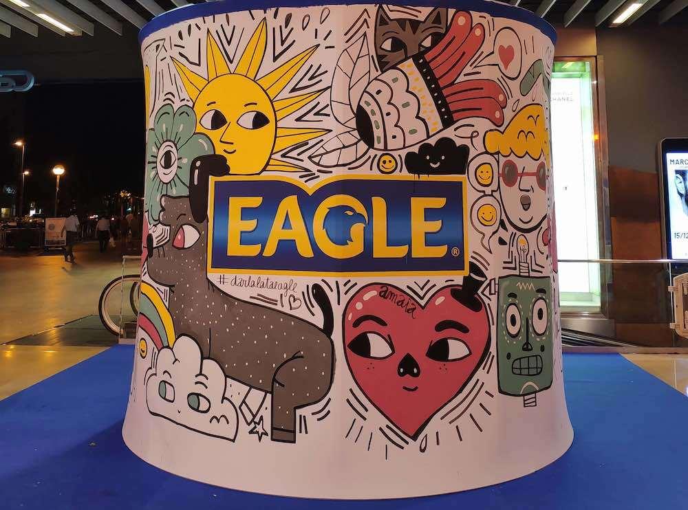 ¡Diseña tu propia lata de Eagle!
