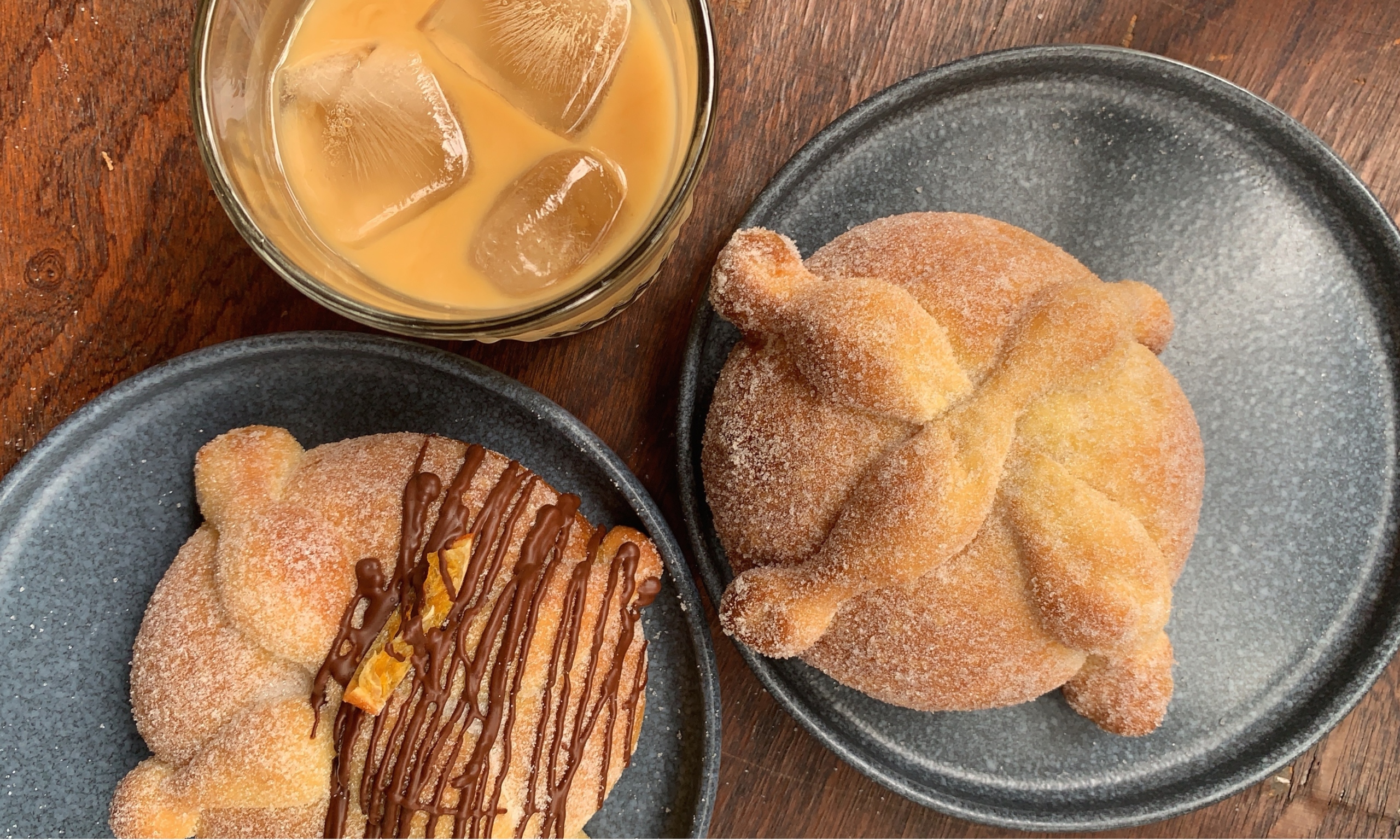 Forte Bread & Coffee pan de muerto