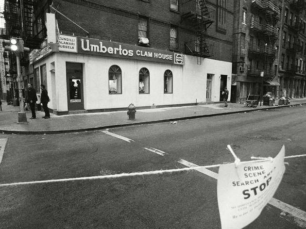 Scorsese's new film The Irishman re-creates a notorious Little Italy seafood restaurant