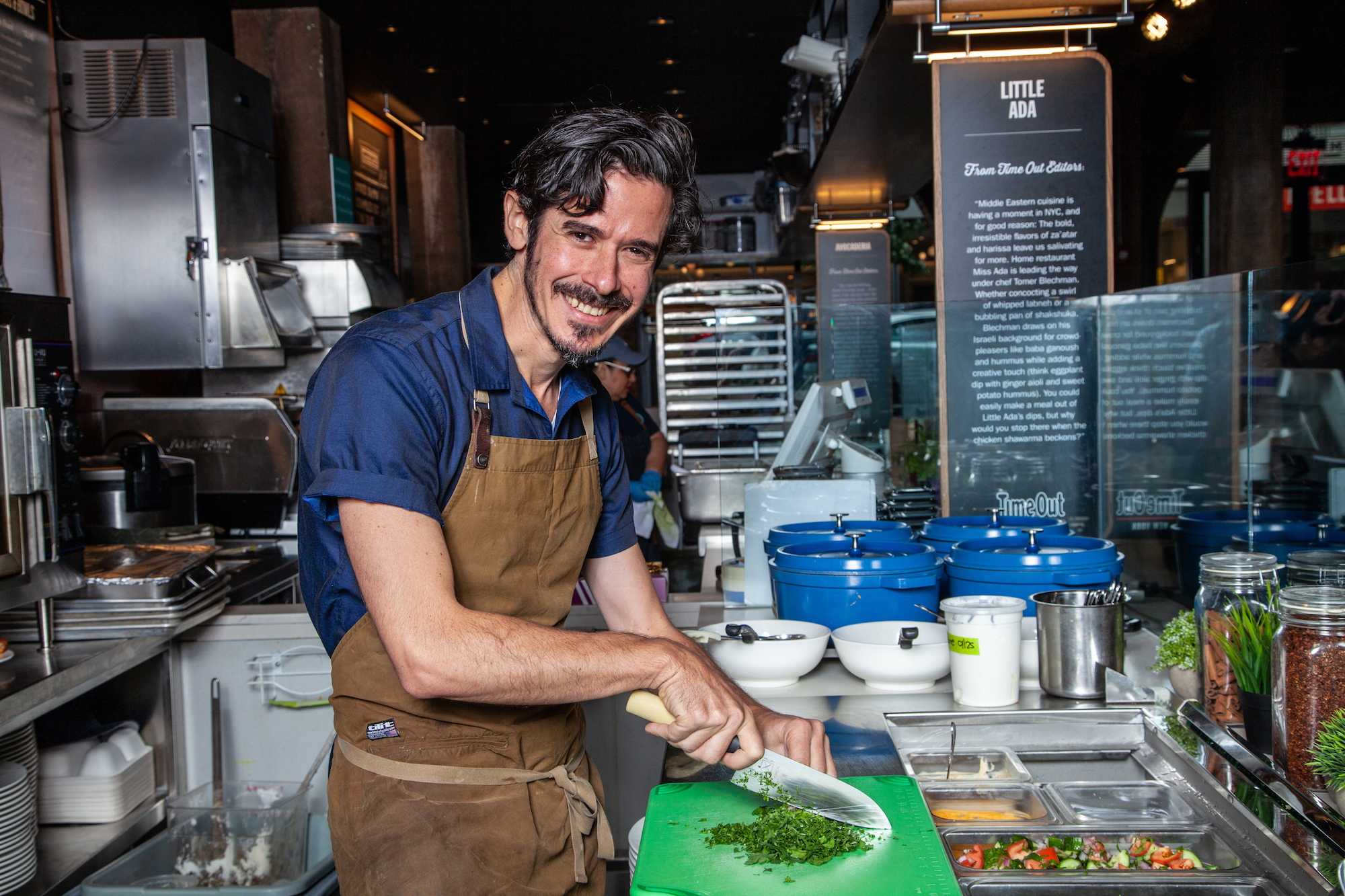 The Grilling: Tomer Blechman