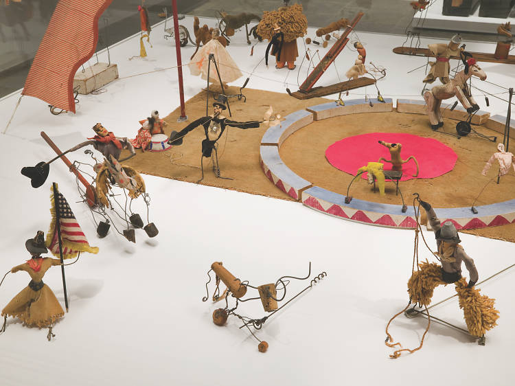 Alexander Calder, Calder's Circus, 1926-31