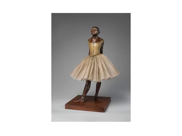 Edgar Degas, The Little Fourteen-Year-Old Dancer, 1881/1922