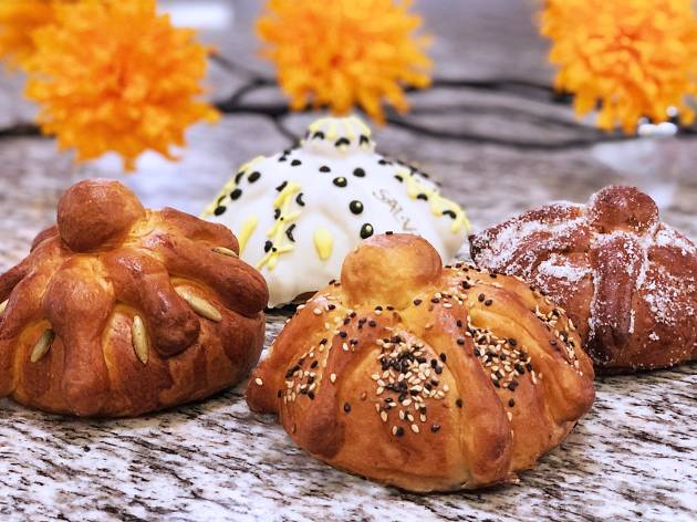¿Cuál es el mejor pan de muerto en la CDMX?