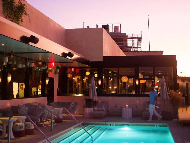 Hoxton Hotel Los Angeles DTLA Downtown