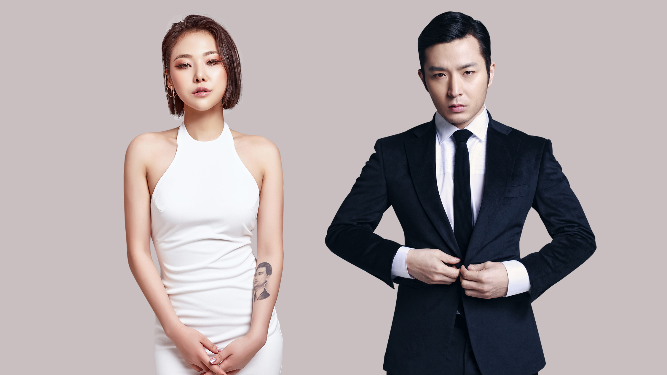 Cheetah and Verbal Jint host K-Pop Live