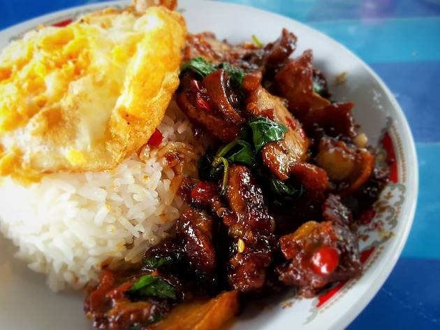 The best Thai food in Singapore