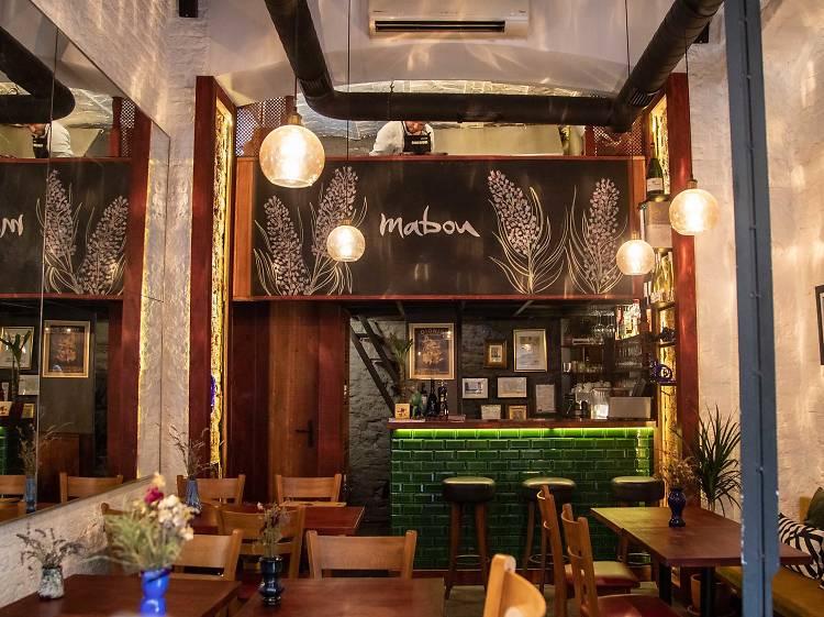Restaurant Mabou