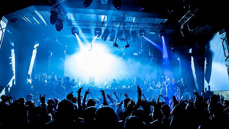 Claptone plays live at Roxy Club in Prague