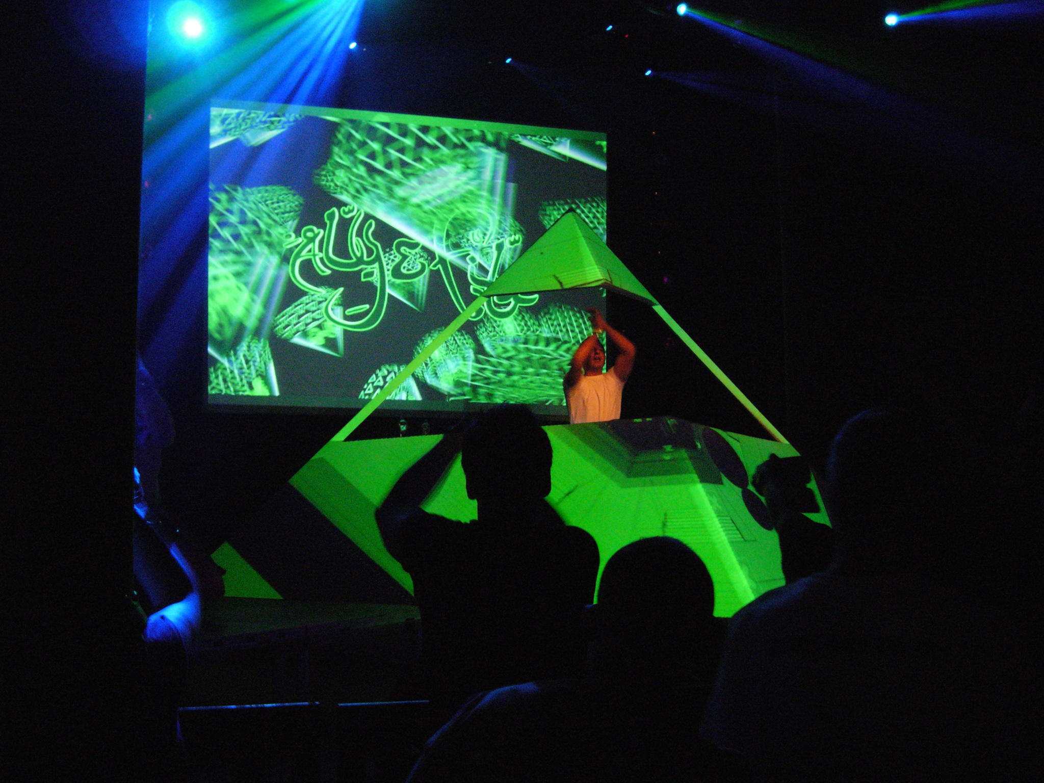 The Future Sound of Egypt 300 live at SaSaZu in Prague