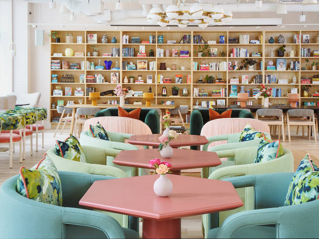 London's latest private members' club is an ode to millennial pink
