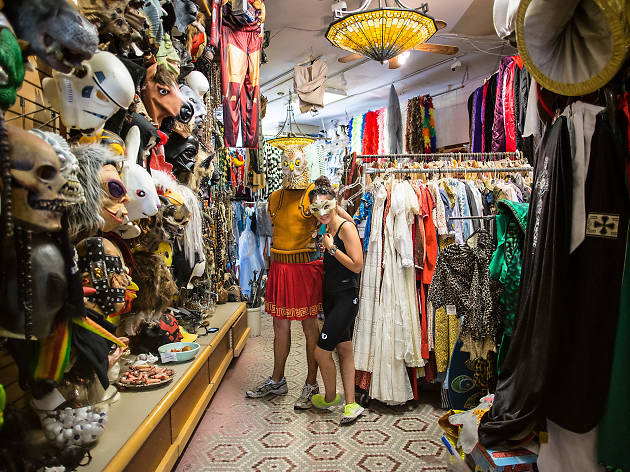 Las mejores tiendas de disfraces en la CDMX