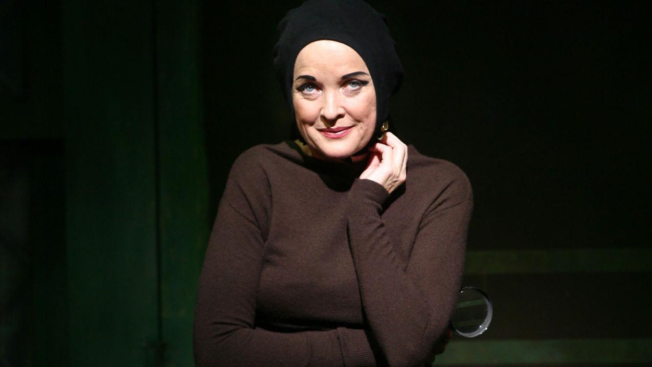 Christine Ebersole in Grey Gardens