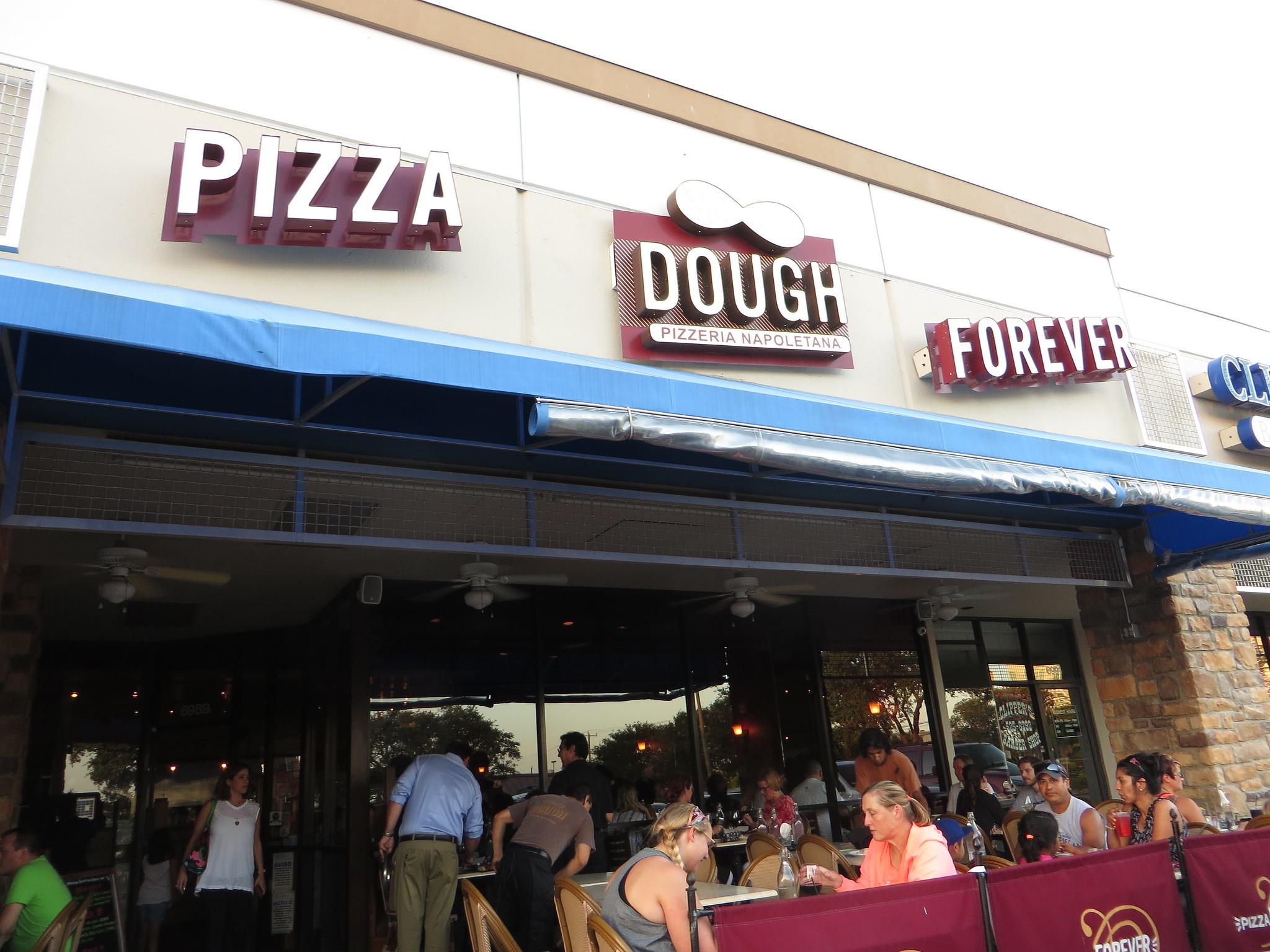 Dough Pizzeria Neapolitan