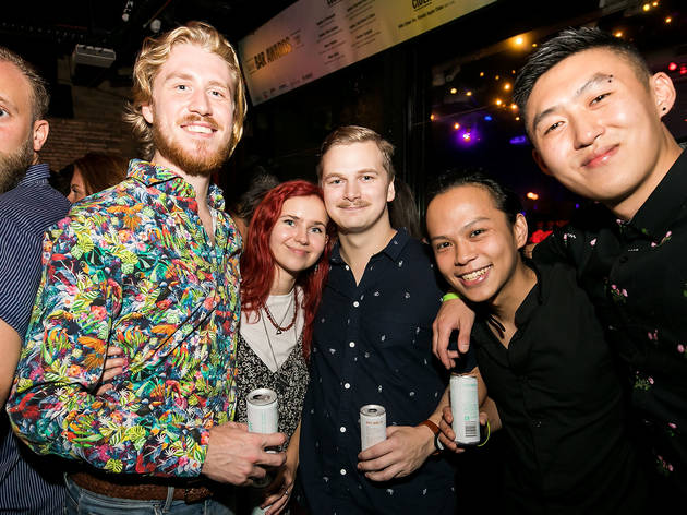 Time Out Sydney Bar Awards
