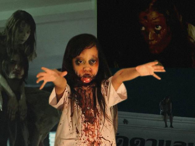 Thai horror Movies