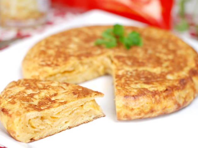 Ruta de la Tortilla de patata