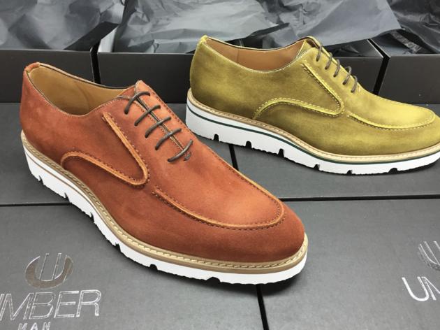 Umber Shoes Zapatos de caballero en el barrio de Salamanca
