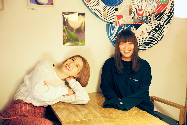 インタビュー:ひさつねあゆみ×北川陽子