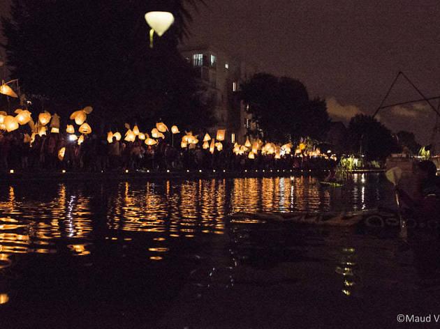 Une immense parade de lanternes va illuminer le parc de la Villette