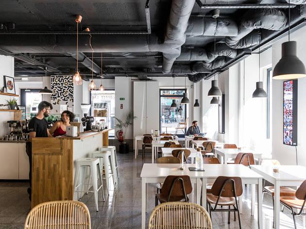 Copenhagen Coffee Lab - Alcântara