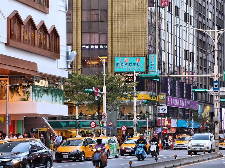What to do in Zhongshan, Taipei's coolest neighbourhood