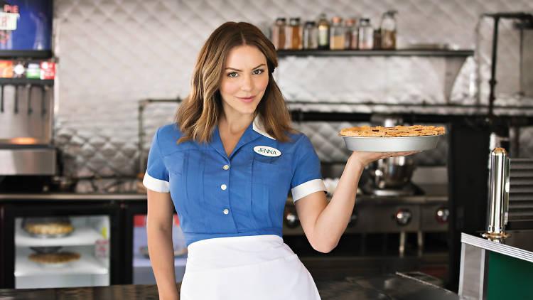 Katharine McPhee in Waitress