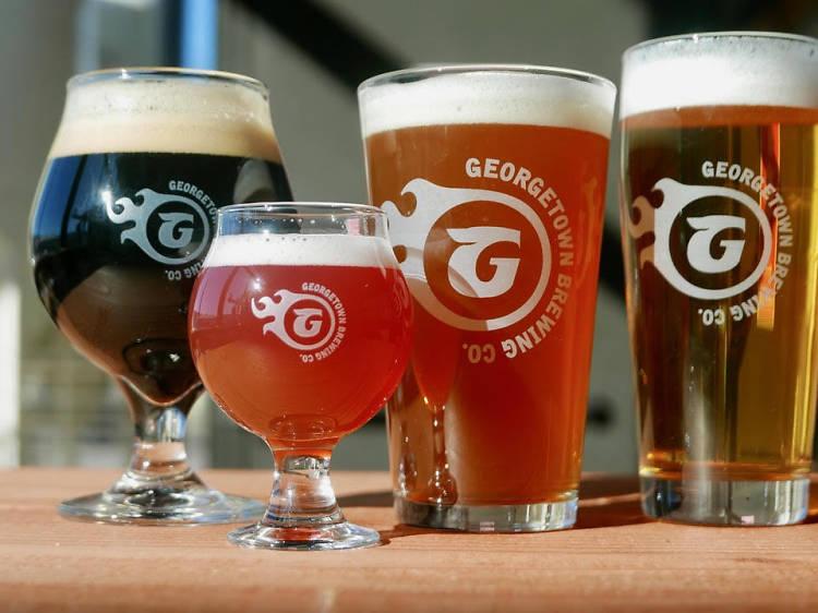 Georgetown Beer