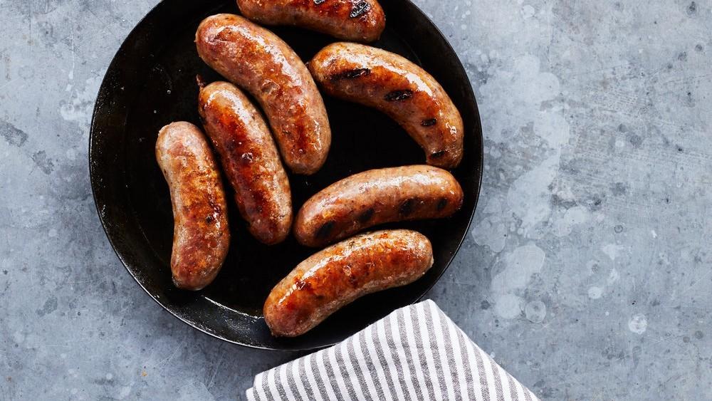Sausage Making Masterclass