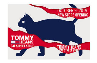 トミー ジーンズ キャットストリート店