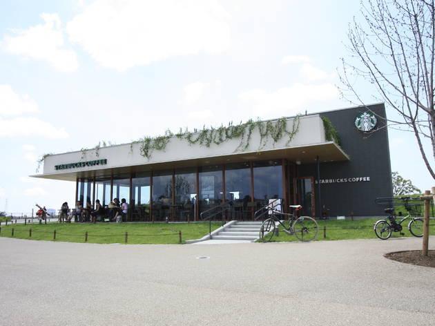 スターバックス二子玉川公園店