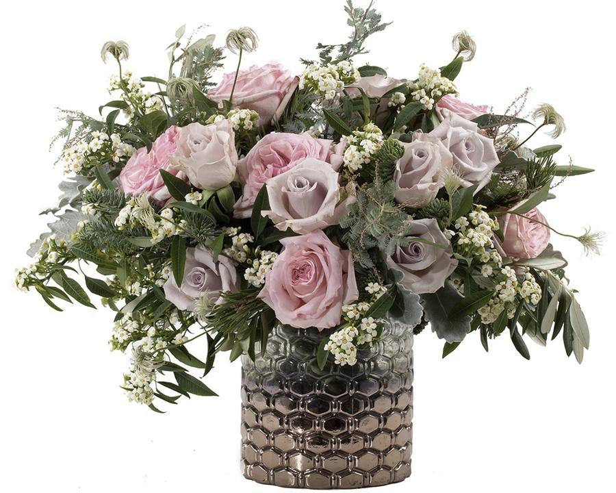 Hayford & Rhodes Christmas flowers