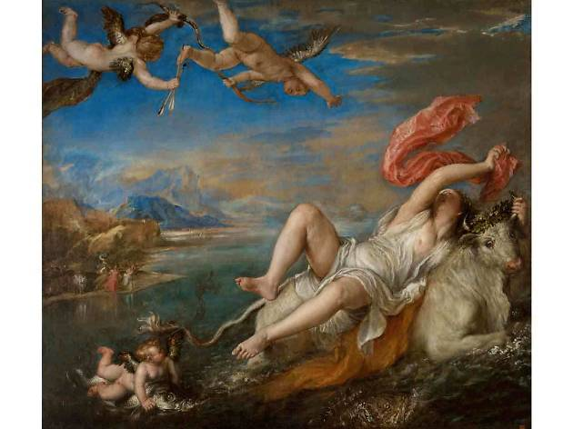 'Titian: Love, Desire, Death' at The National Gallery