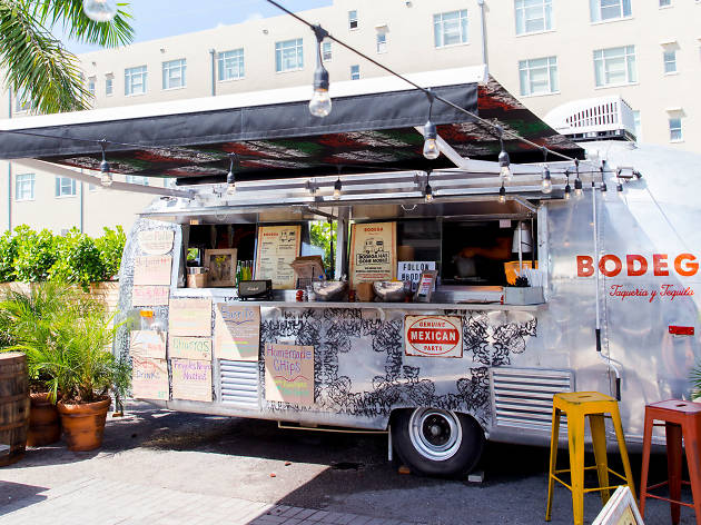 Bodega truck design district
