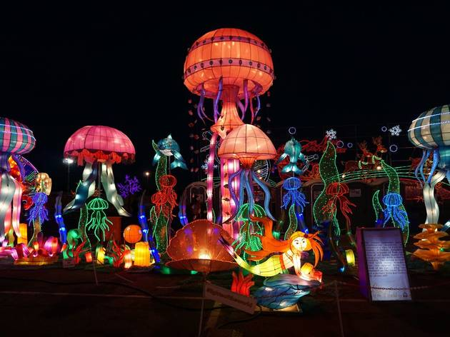 North America's largest lantern fest is NYC bound!