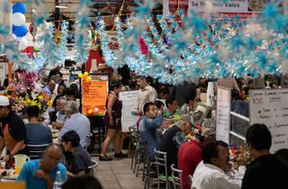 Mercado El Chorrito (Foto: Alejandra Carbajal)