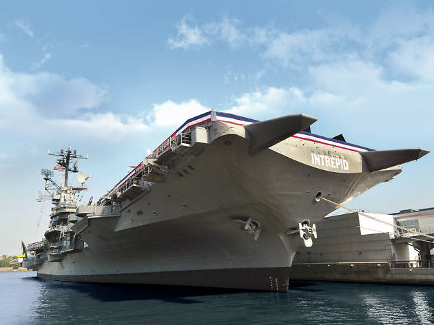 Intrepid Sea, Air & Space Museum: Priority Access Tickets