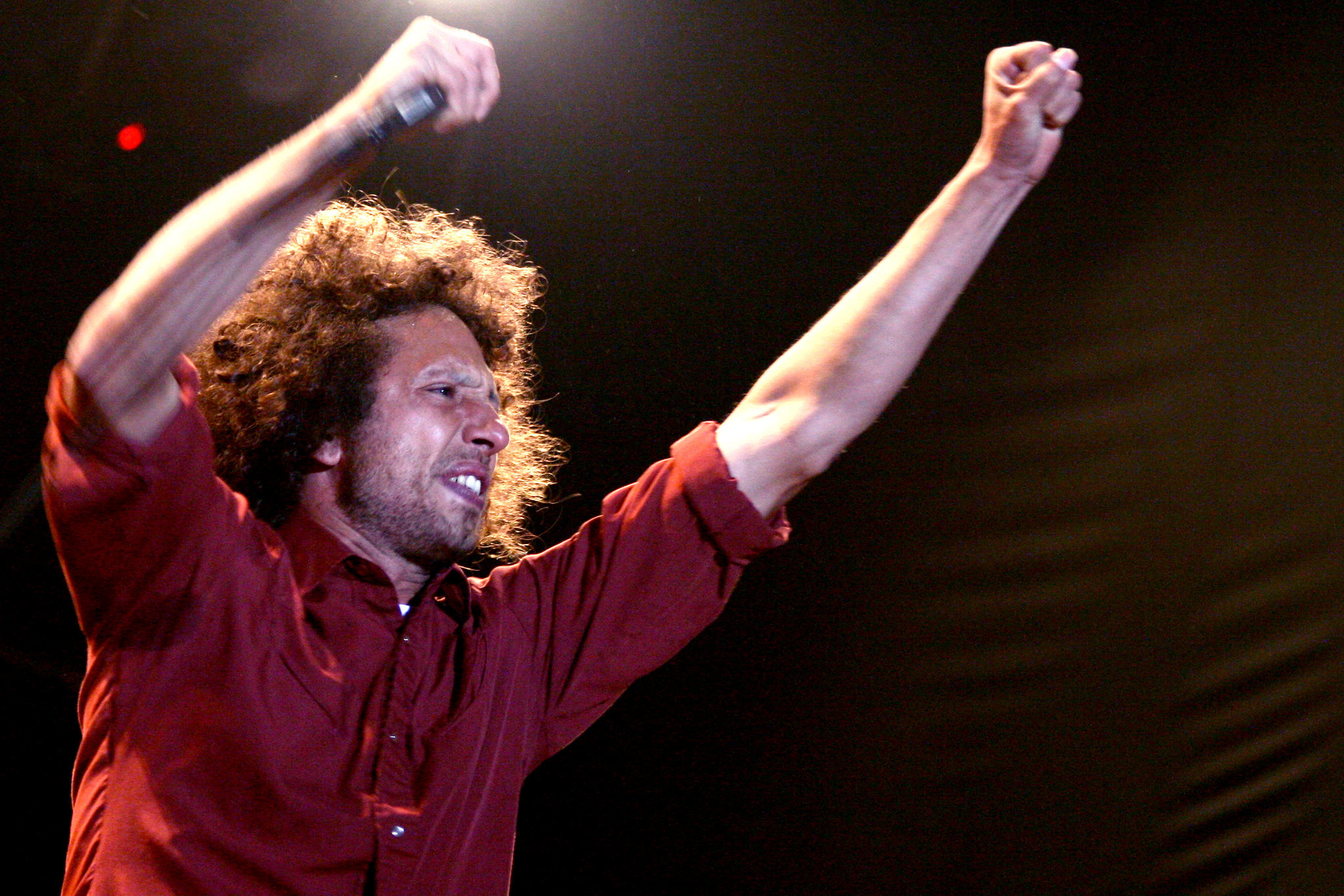 It sure sounds like Rage Against the Machine is playing Coachella 2020