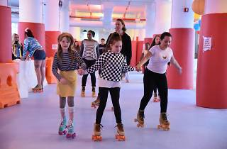 Lola Star's Dreamland Roller Rink at City Point