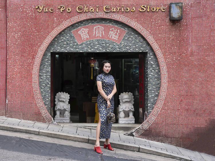 香港旗袍體驗指南